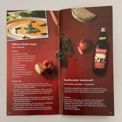 Kochen mit Rabenhorstsäften