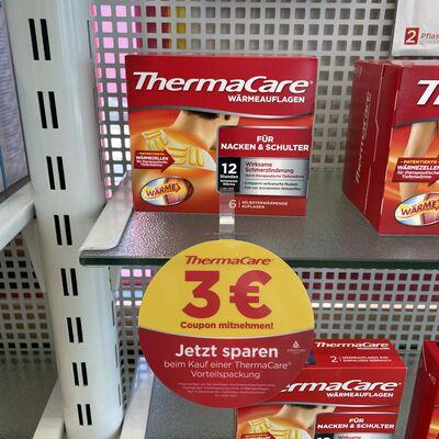 ThermaCare Rabatt-Aktion