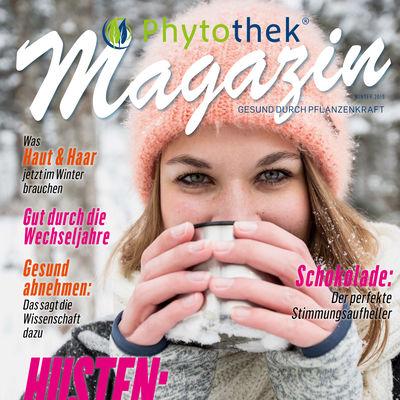 Jetzt Mitnehmen! Das neue Phytothek Magazin