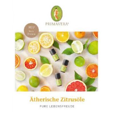 Die Zitrusfrüchte von PRIMAVERA